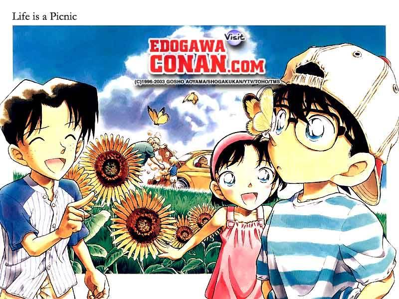 Calendar Wallpapers Conan030