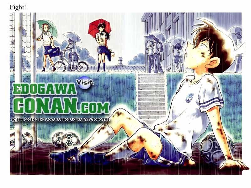 Calendar Wallpapers Conan136