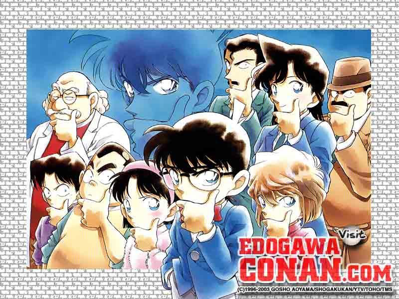 Calendar Wallpapers Conan217