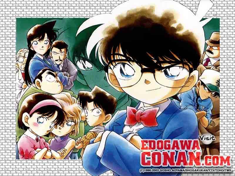 Calendar Wallpapers Conan218