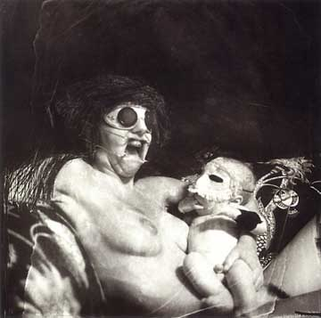 Joel Peter Witkin Joel_Peter_Witkin_Mother_And_Child