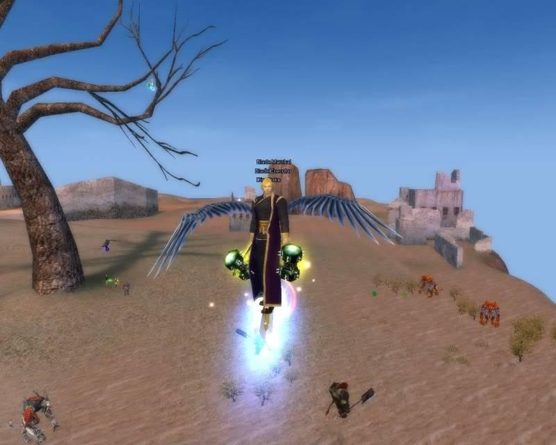 Winged Dino