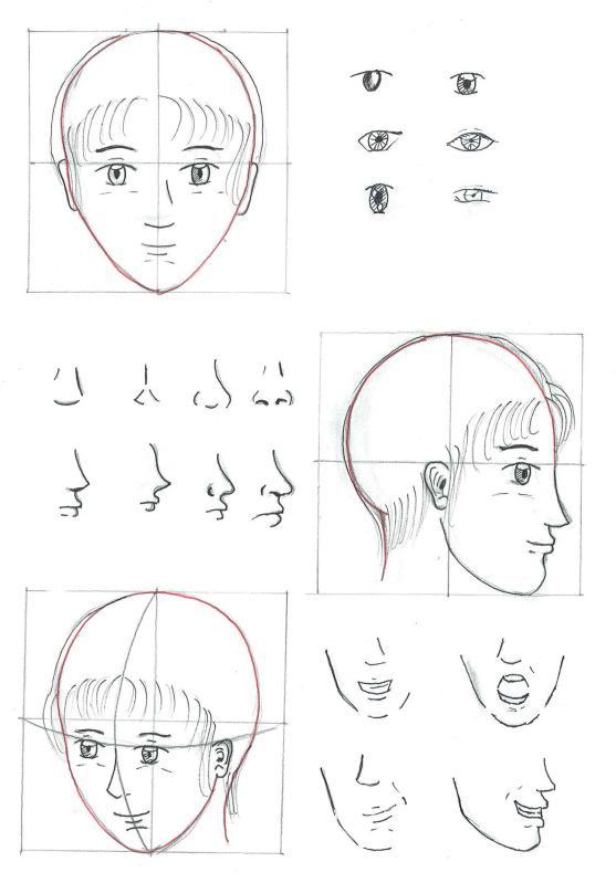 Tutoriales de dibujo con Frontera :D (Nivel 2) Tutorial3-1