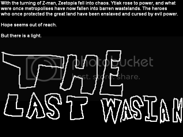 The Last Wasian (Archived) Intro