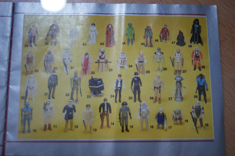 Collecting Vintage Paper Work that show Vintage Star Wars Toys! - Page 4 DSC05875