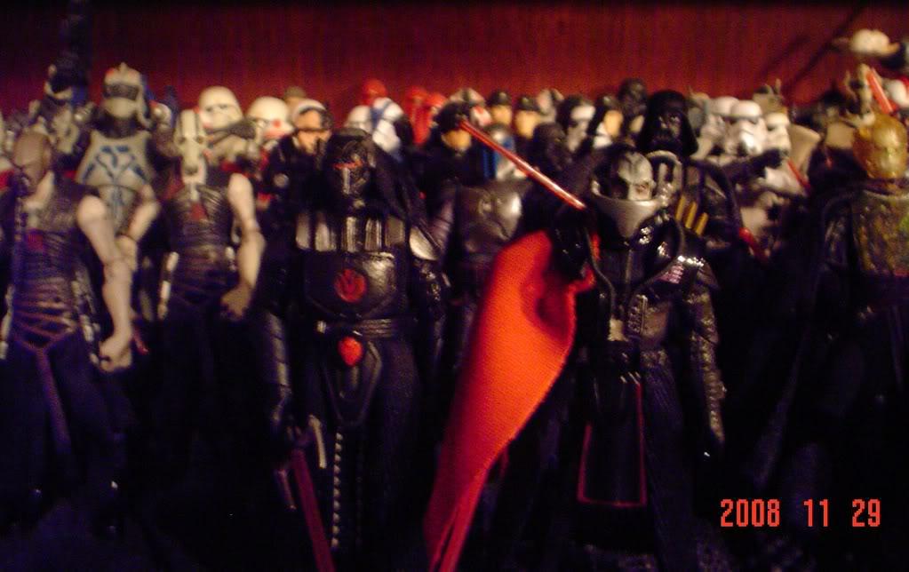My custom Sith figures DSC000032