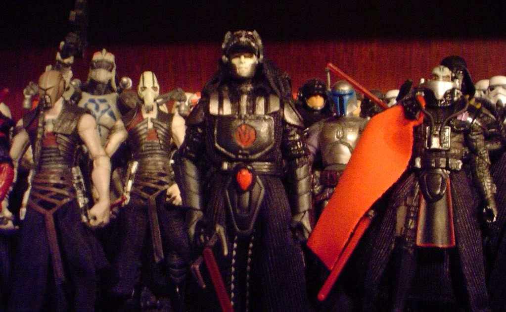My custom Sith figures DSC000042-1