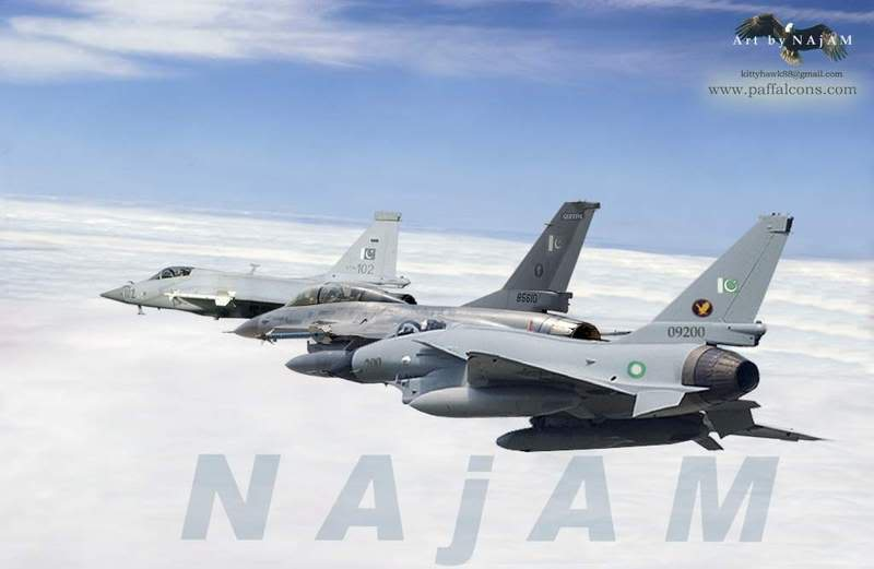 pakistan air force pictures J-10_Thunder-Formation