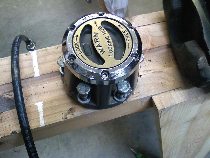 CJ5 Disc Brake Upgrade Dana30discswap3