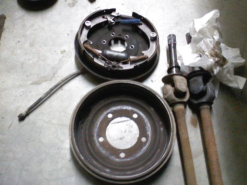 CJ5 Disc Brake Upgrade Dana30discswap7