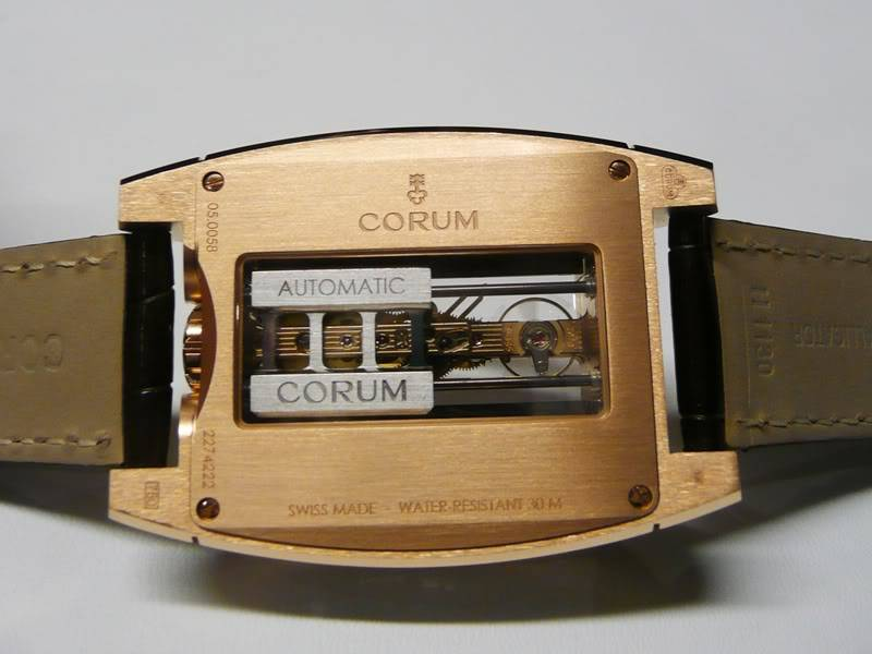 BaselWorld 2011 - Corum Corum04