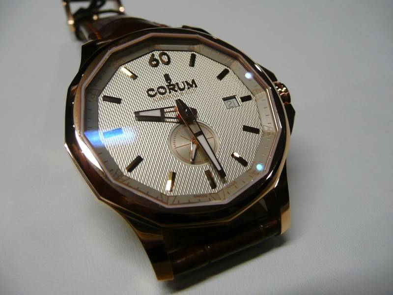 BaselWorld 2011 - Corum Corum21