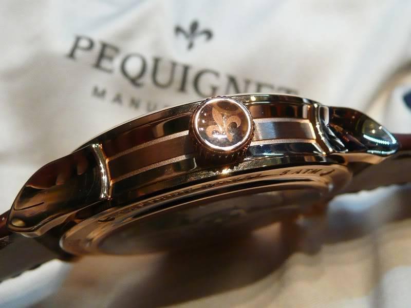 BaselWorld 2011 - Pequignet Calibre Royal Pequignet05