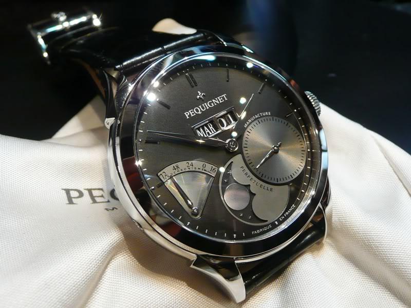 BaselWorld 2011 - Pequignet Calibre Royal Pequignet07