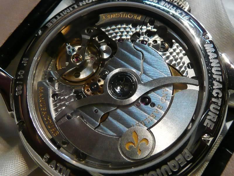 BaselWorld 2011 - Pequignet Calibre Royal Pequignet09