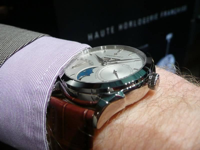 BaselWorld 2011 - Pequignet Calibre Royal Pequignet16