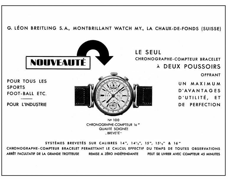 Horlogerie - Notions de base Chronographe06