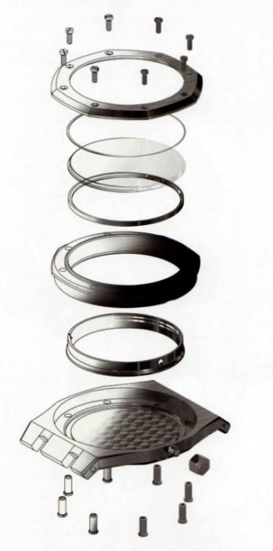 Revue Hublot Classic Fusion 42 mm Zirconium/Ceramique AudemarsPiguetRoyalOakBotier