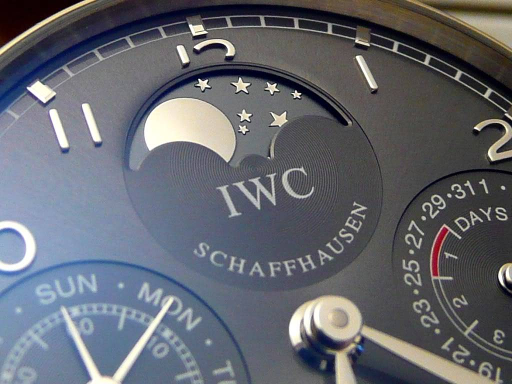 Soirée de présentation des nouveautés IWC à Bruxelles (pictures inside) IWCPortugueseQPWG02