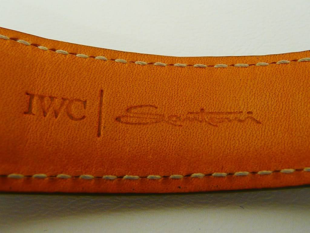 Soirée de présentation des nouveautés IWC à Bruxelles (pictures inside) IWCSantoniStrap01