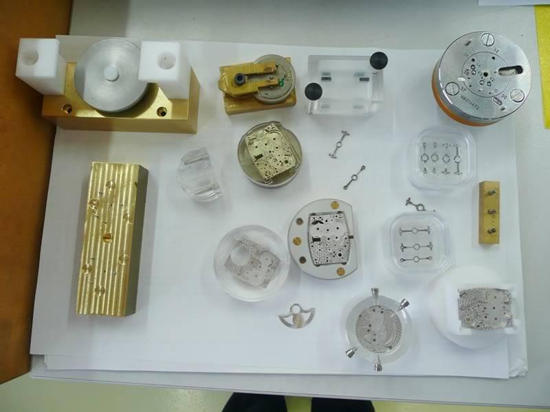 Visite de manufacture chez Parmigiani à Fleurier (1) - Parmigiani & Vaucher Parmigiani115