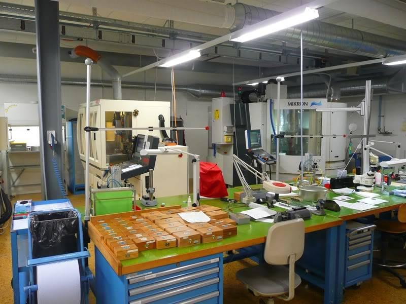 Visite de manufacture chez Parmigiani à Fleurier (1) - Parmigiani & Vaucher Parmigiani119