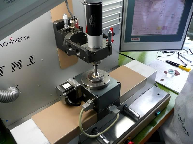 Visite de manufacture chez Parmigiani à Fleurier (1) - Parmigiani & Vaucher Parmigiani126