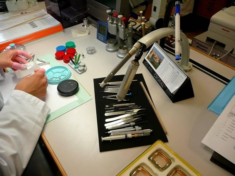 Visite de manufacture chez Parmigiani à Fleurier (1) - Parmigiani & Vaucher Parmigiani234