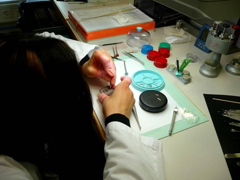 Visite de manufacture chez Parmigiani à Fleurier (1) - Parmigiani & Vaucher Parmigiani236