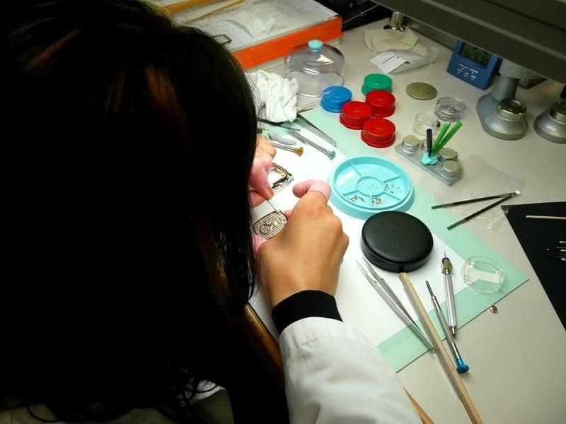 Visite de manufacture chez Parmigiani à Fleurier (1) - Parmigiani & Vaucher Parmigiani239
