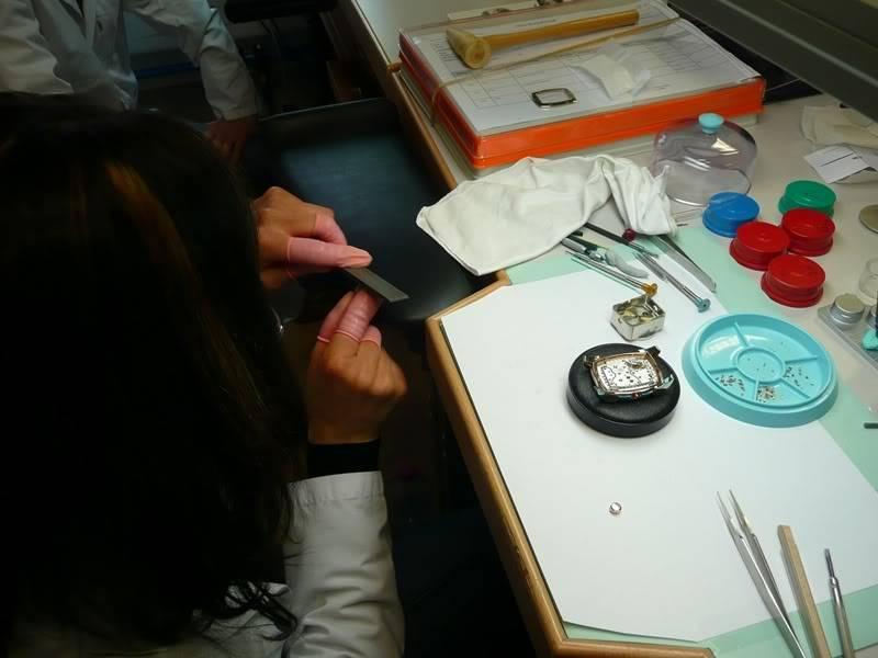 Visite de manufacture chez Parmigiani à Fleurier (1) - Parmigiani & Vaucher Parmigiani240