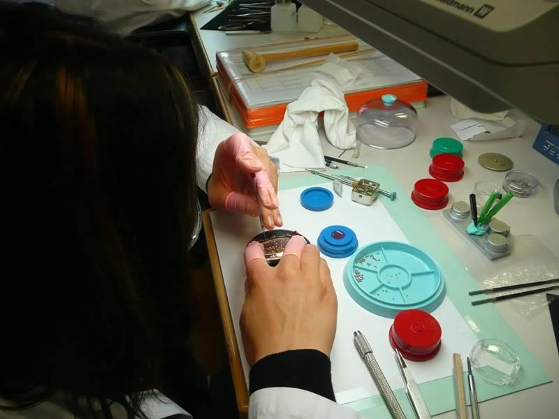 Visite de manufacture chez Parmigiani à Fleurier (1) - Parmigiani & Vaucher Parmigiani242
