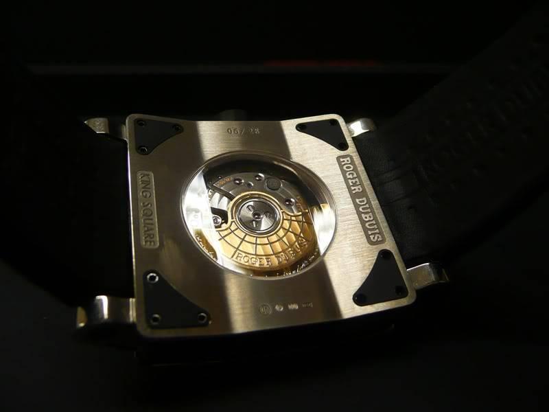 La quadrature du cercle (Roger Dubuis inside) RGKS07