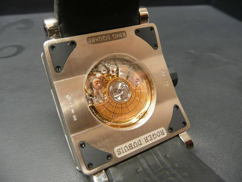 La quadrature du cercle (Roger Dubuis inside) RGKS08