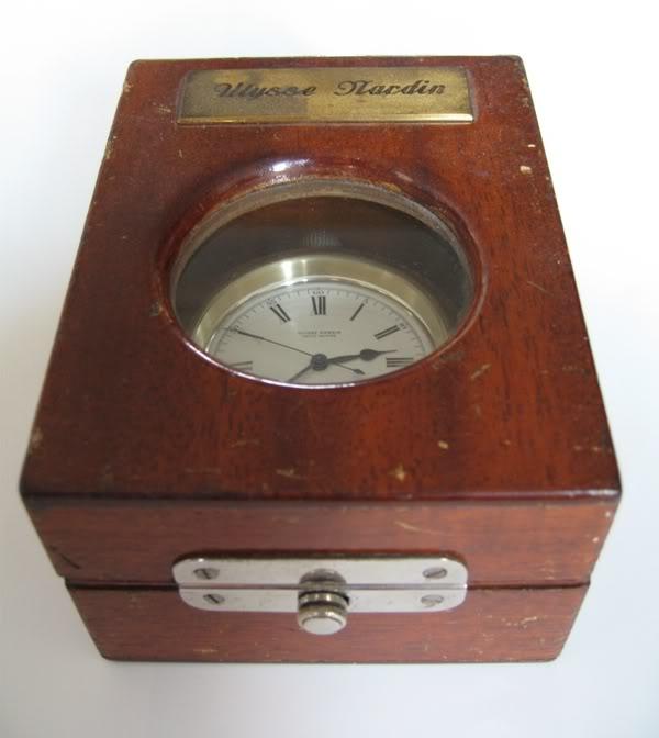 Chronomètre de marine Ulysse Nardin UlysseNardin01