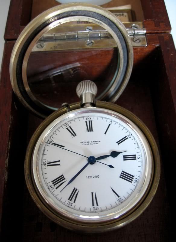 Chronomètre de marine Ulysse Nardin UlysseNardin04