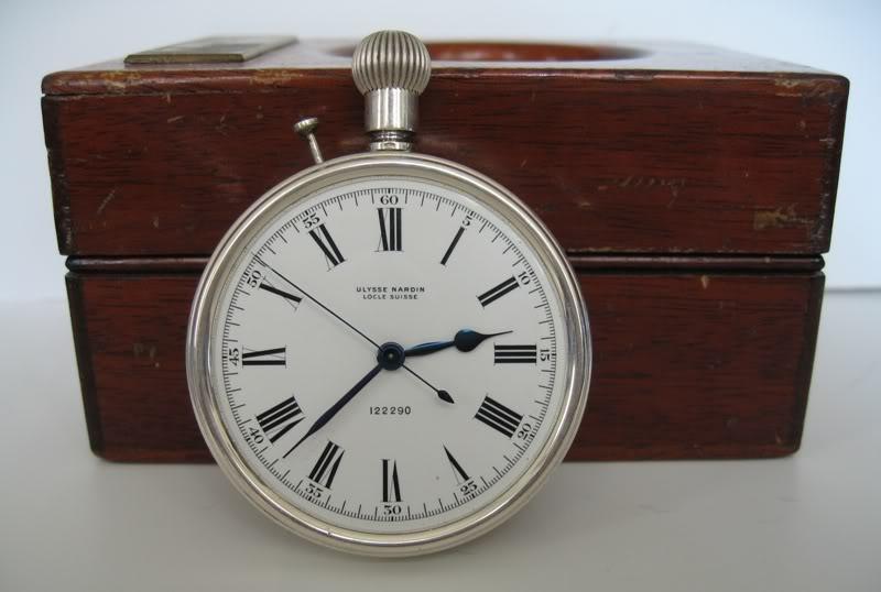 Chronomètre de marine Ulysse Nardin UlysseNardin10