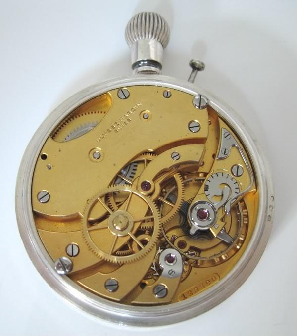 Chronomètre de marine Ulysse Nardin UlysseNardin13