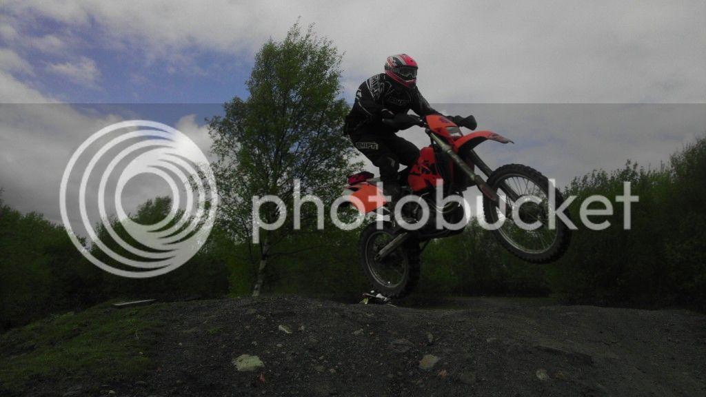 Stolen: My KTM EXC 250 with CCTV footage £1000 Reward IMAG0366