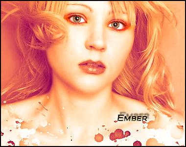 Ember OrangeHair