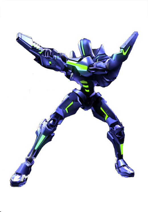 i think we can conclude where Bracchidios got it's inspiration from MetroidPrimeHunters-Sylux2