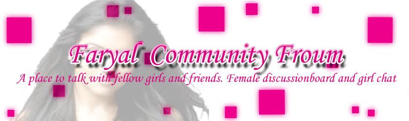 Faryal Community forum