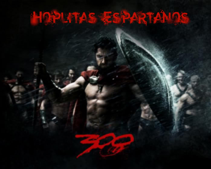 Hoplitas Espartanos