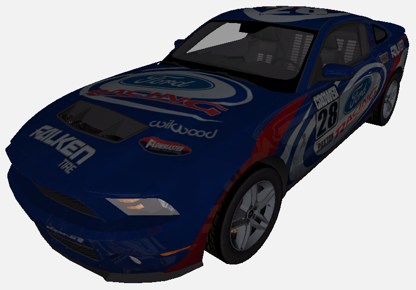 New Project! 2010 GT500 [RELEASED!] 2010