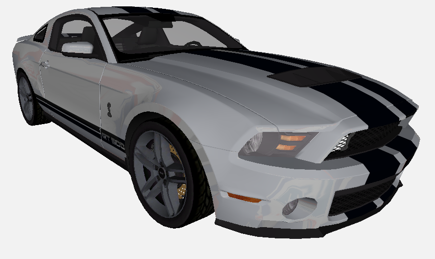 New Project! 2010 GT500 [RELEASED!] Stripes