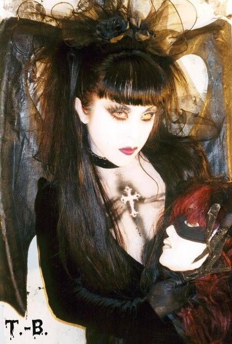Dada The Spider Witch White Queen Dada10
