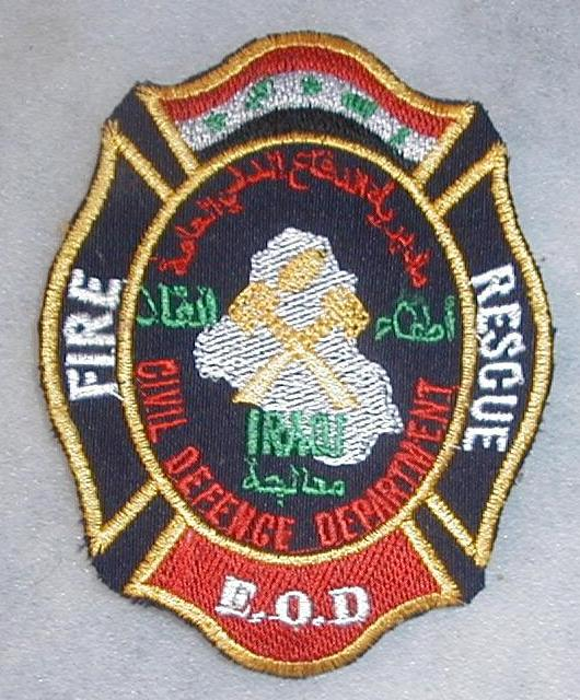 EOD and BD Patches Oef001