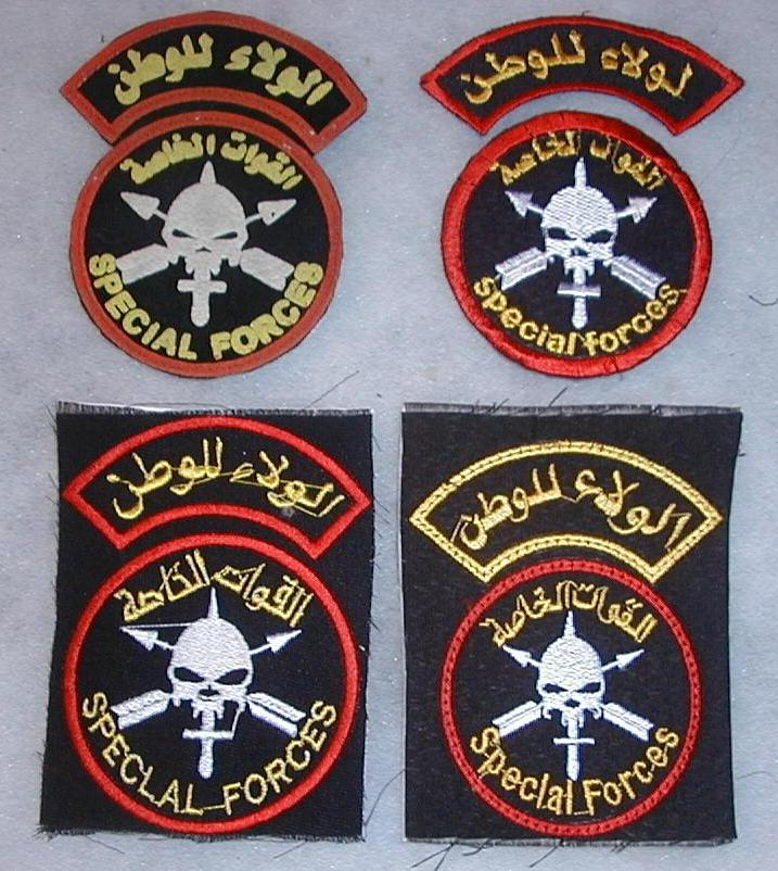 Special Forces and Commandos Oef007