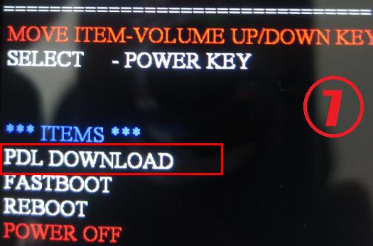 Hướng dẫn root, up rom sky 830 offline SKYUpdateOffline-Hinh7