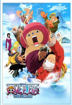 One Piece Movie 1-9 + Movie 10 : Strong World [sub thai] Onepiecethemovie_9